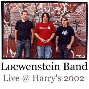 ALBUMCOVER_LOEWENSTEIN_BAND_liveHarrysFront